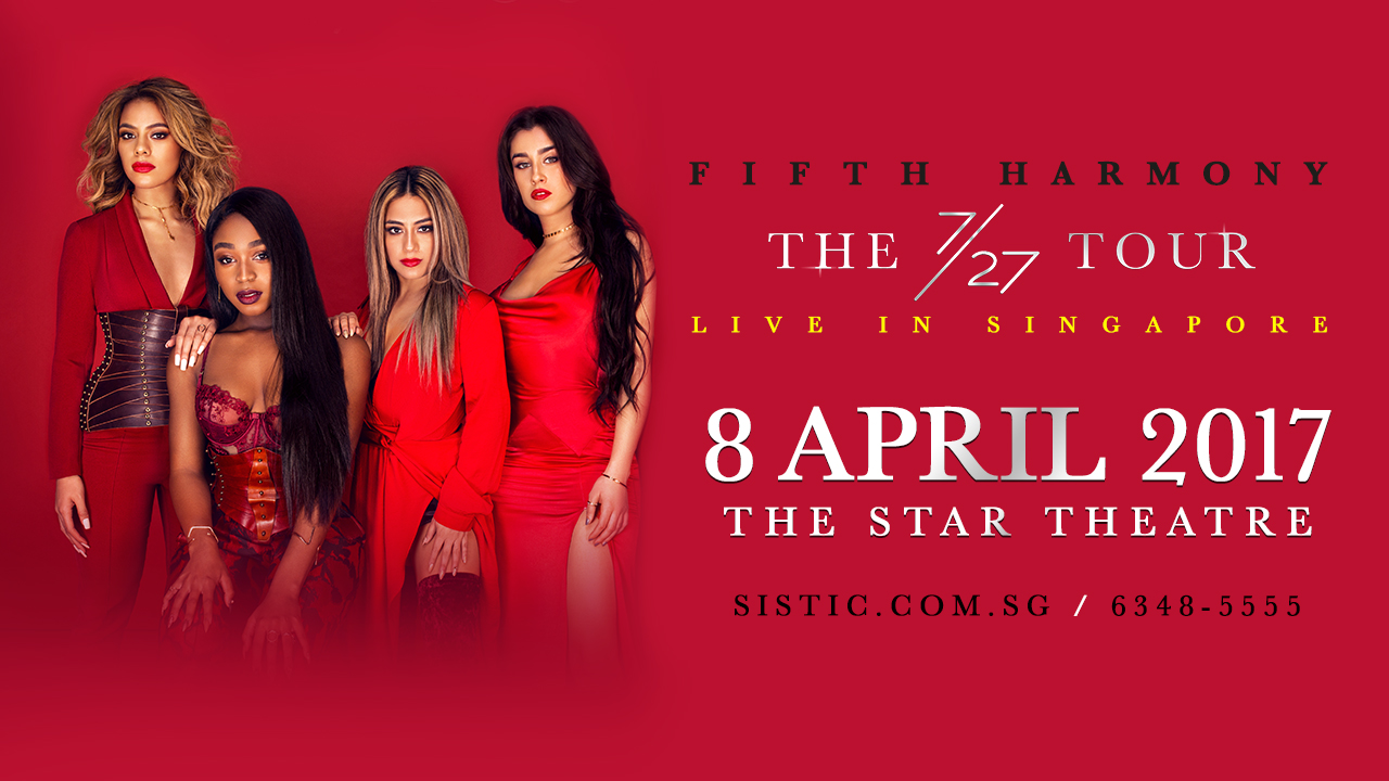 Fifth Harmony The 7/27 Tour