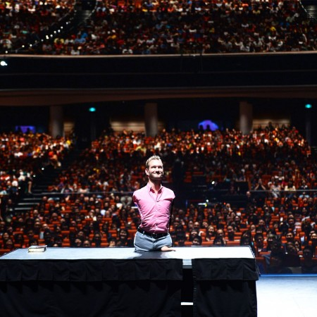 No Limits with Nick Vujicic-0926