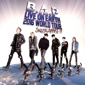 B.A.P. Live On Earth 2016 World Tour
