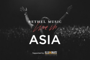 Bethel Music Worship Night Singapore