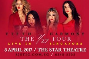 Fifth Harmony at The Star PAC