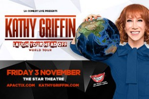 Kathy Griffin Laugh Your Head Off Tour