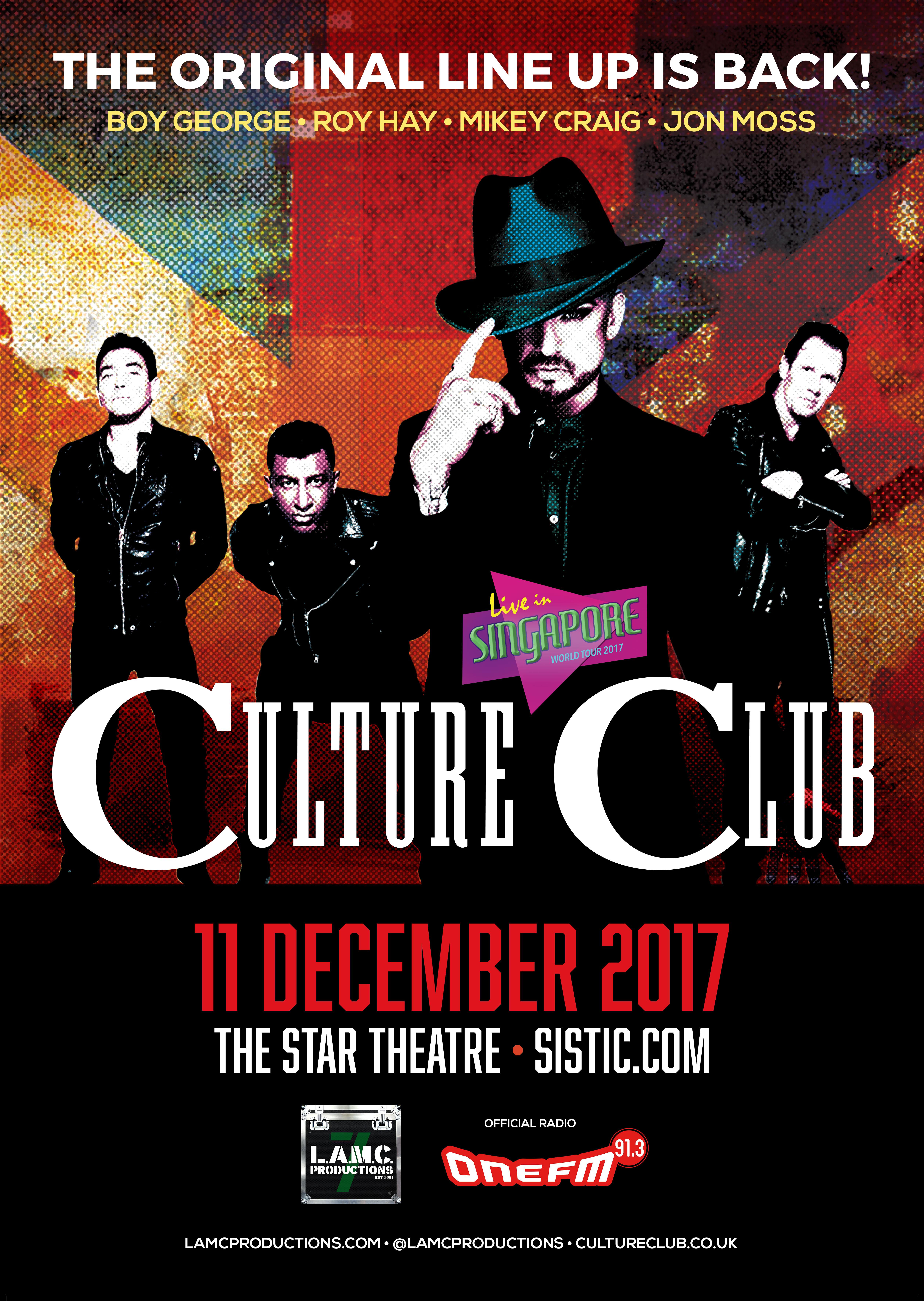 Culture Club A2