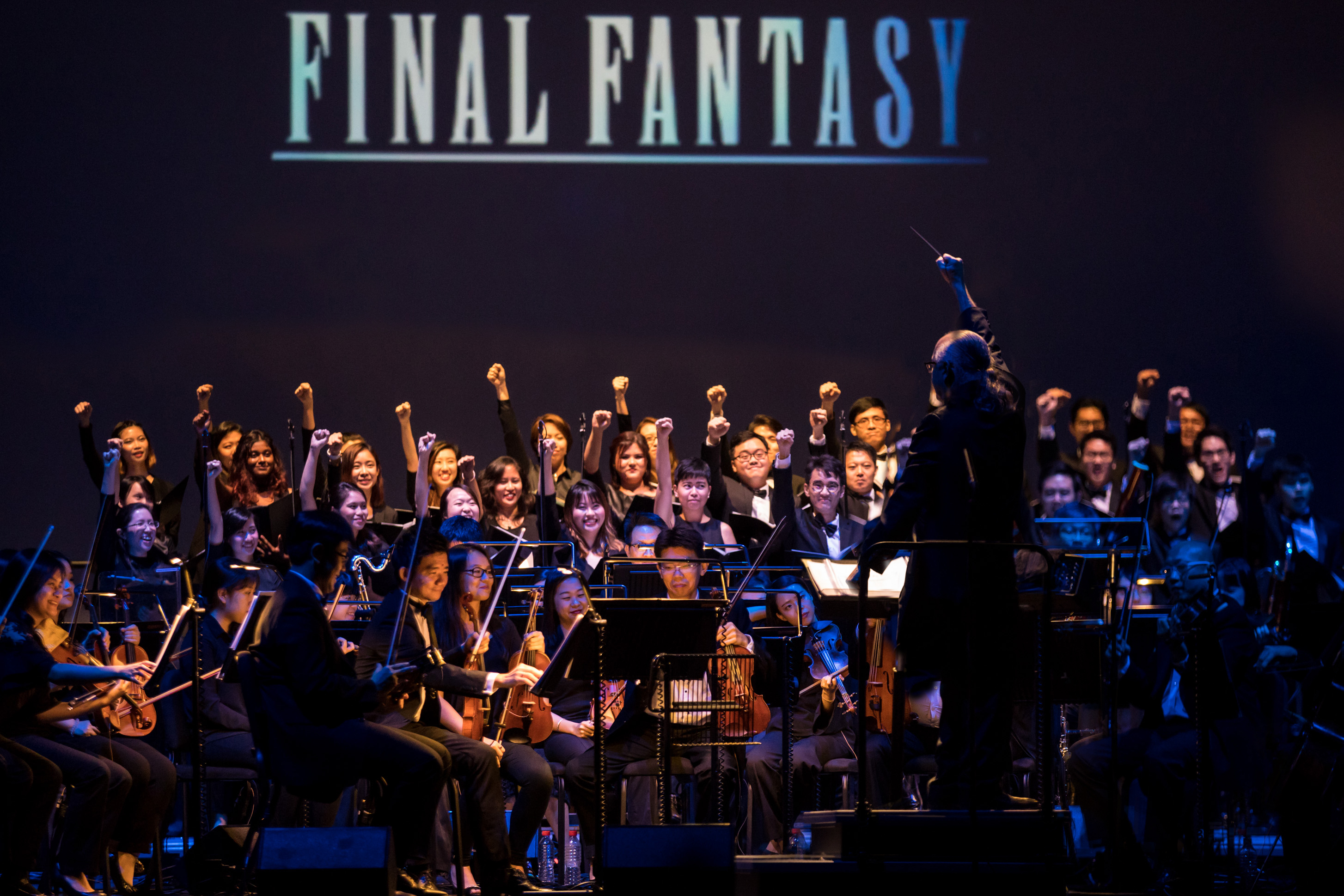 Distant Worlds: music from Final Fantasy 2017