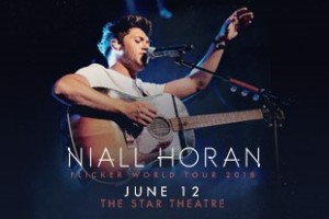 Niall Horan Singapore