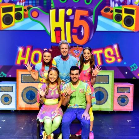 Hi-5 cast