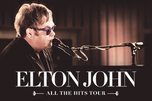 Elton John Singapore
