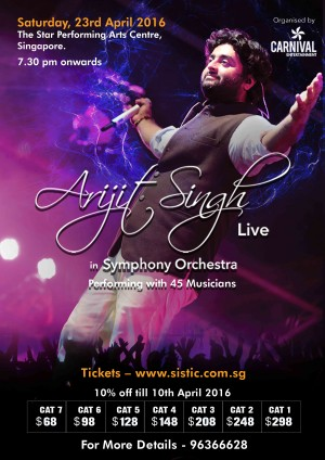 Arijit Singh Live in Symphony Orchestra