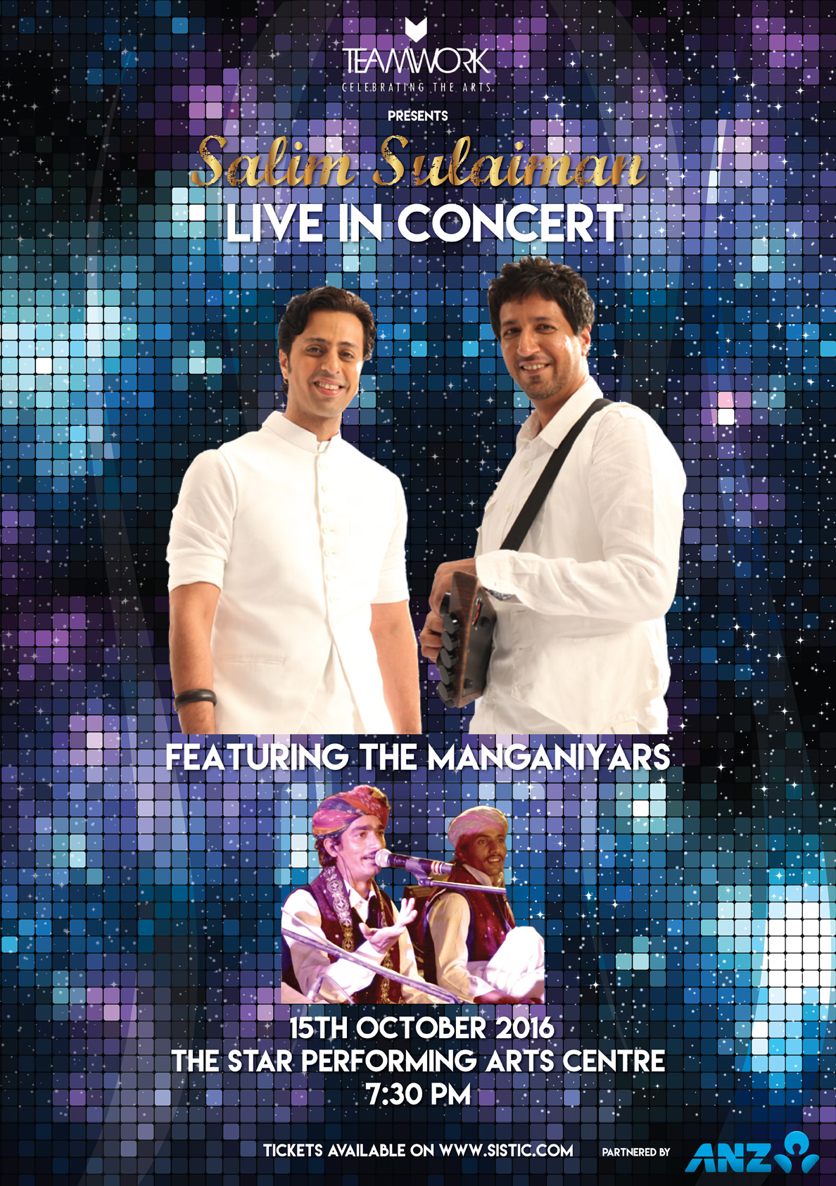 Salim Sulaiman Live In Concert The Star Pac