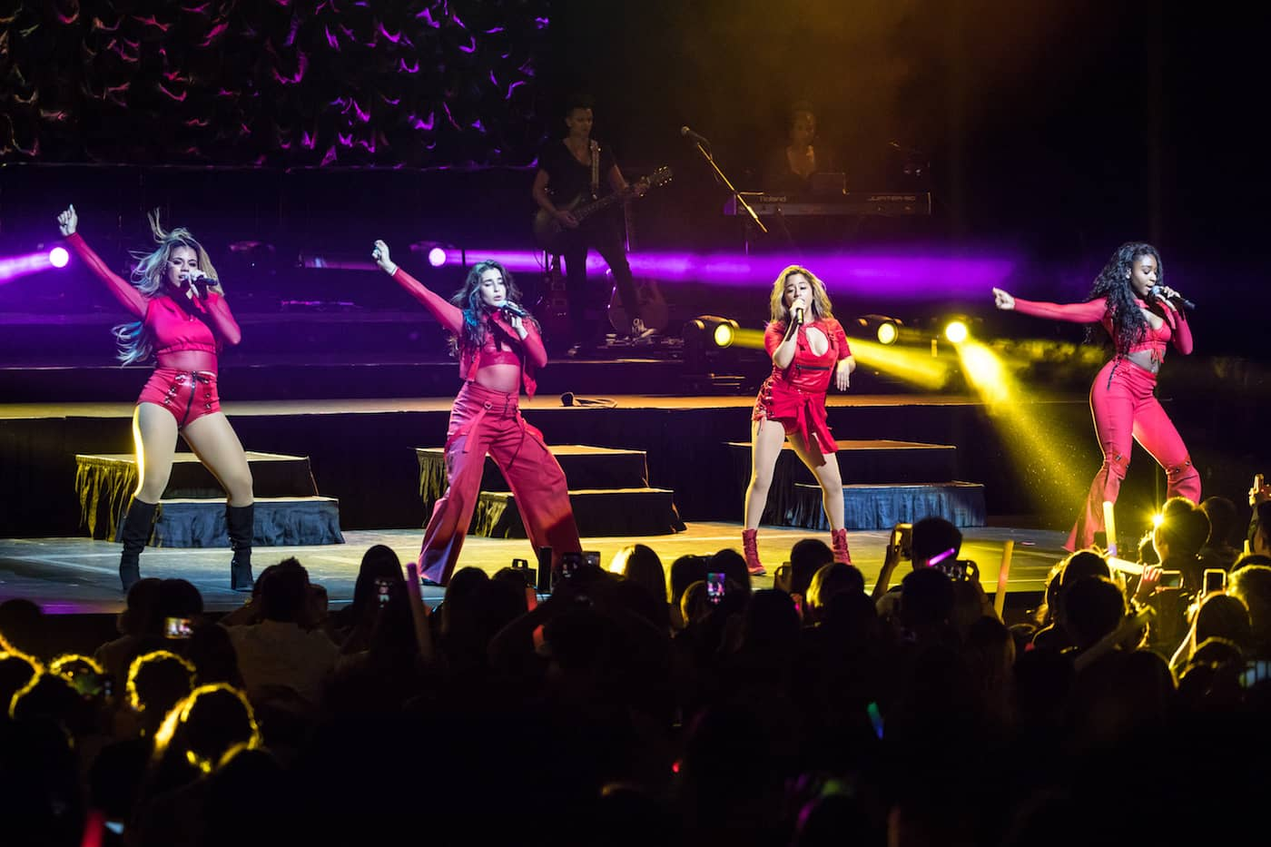 Fifth Harmony The 7/27 Tour – Live in Singapore 2017
