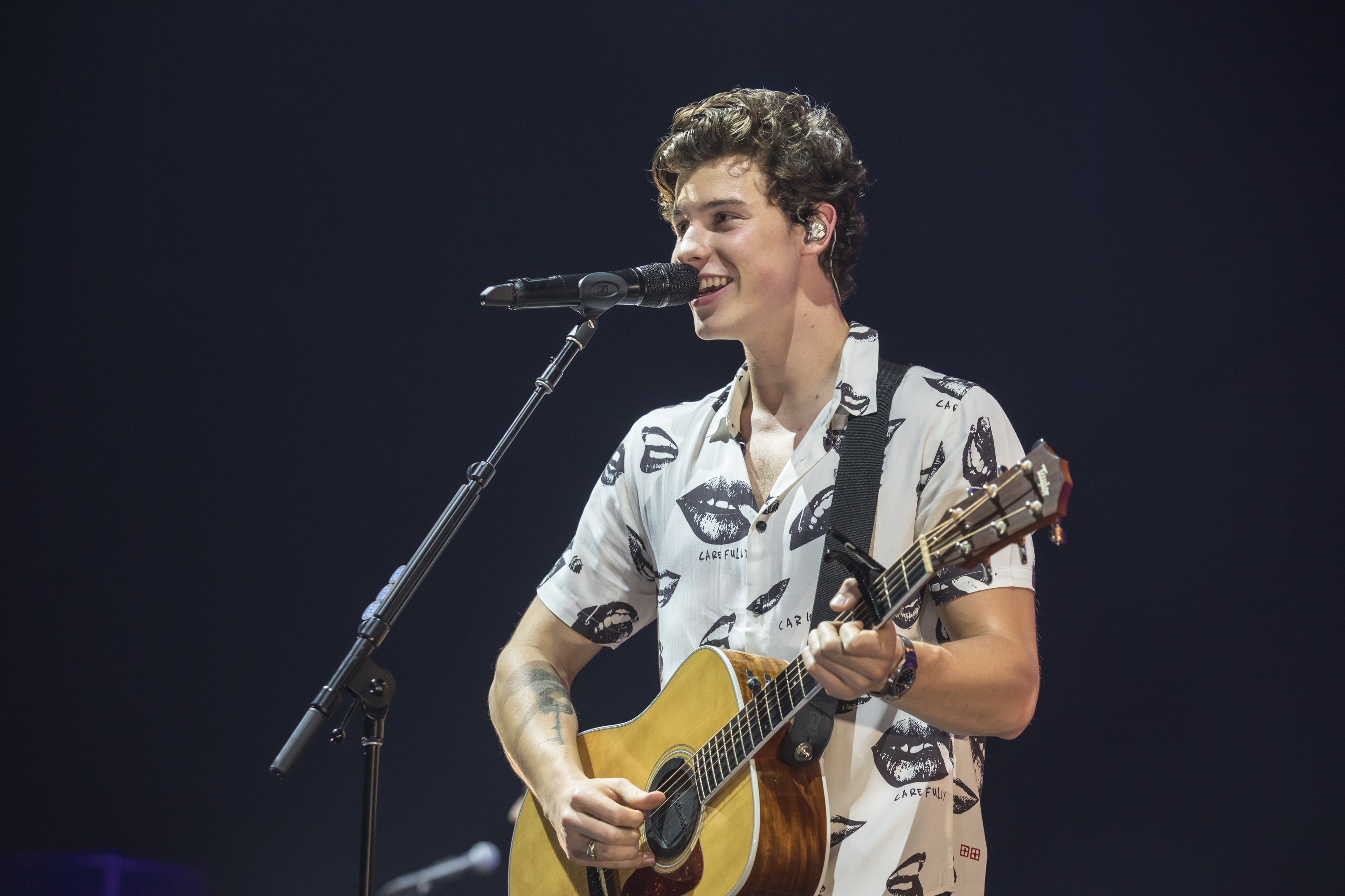 Shawn Mendes Illuminate World Tour 2017 Singapore