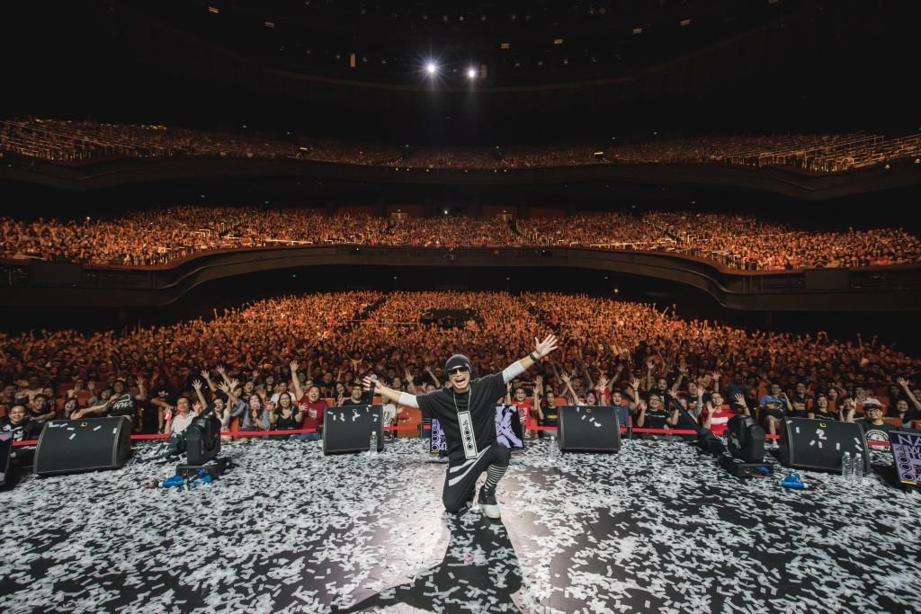 Namewee 黄明志 4896 World Tour