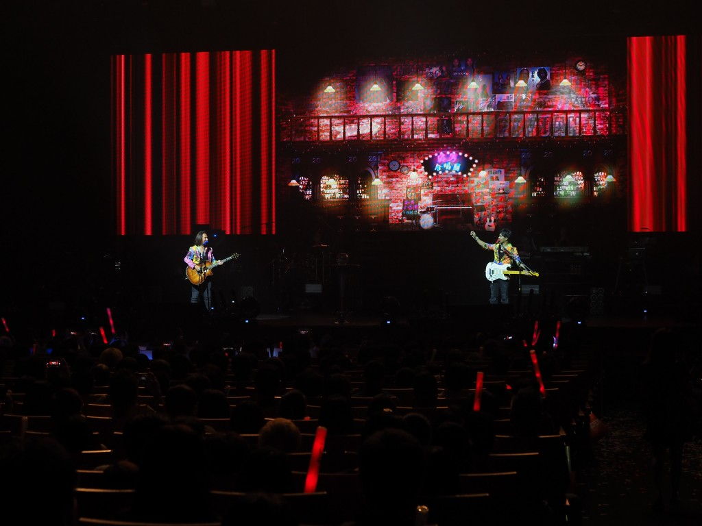 Duet with Power Station '20' World Tour in Singapore