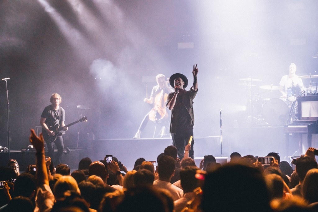 OneRepublic Live in Singapore 2018
